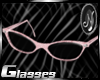 [ND]PinkSequin Glasses
