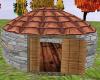 ~TQ~African stone hut