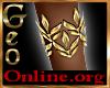 Geo Athena Armband L