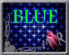 Electric Blue SemiCircle