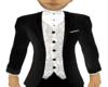 Black & white tuxs jackt