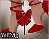 [Y] Red heels 01