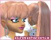 Strawberry Blonde L/pony