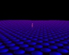 (1M) Blue dot Pink tint