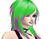 Fredo Green w/ Pink Tips