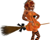 (AL)WitchHalloween Broom