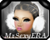 ~Mz~White Ear Muffs