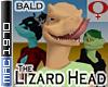 Lizard Head (Bald)