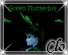 Green Flutterbys