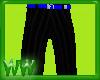 *WW* GQ Blue Pants
