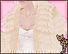[PLL] Fur Jacket - Beige