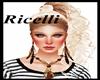 Loiro Top Model Ricelli