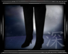 深 Witch Boots