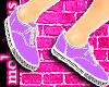 [MJ] Lilac Vans M