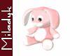 MLK Pink Bunny