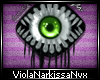 +Vio+ Monster Eye Green