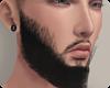 !! Beard Trs Noir b