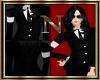 [N]Suit.Top.Black{M.J}