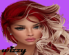 Wiz-Dafnielle Red Ombre