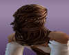 Classy brown loose braid