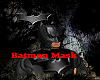 Batm,an Mask