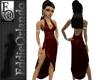 EO Red Hottii Dress