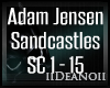 Adam Jensen - Sandcastle