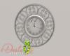 ID: Akoya silver clock