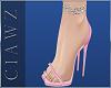 🌷 Freya Pink Heeled