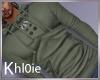 K olie hoodie green M
