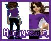 ~~HH~~Street chic Purple
