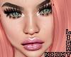 !N J2 Mesh Lashes+Brows