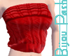 Sweater Tube in Red