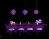 R&R Purple Zebra Bar