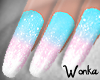 W° Popsicle Nails