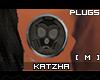 .K Mask Plugs |M