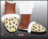 D- Bee Slippers M