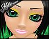 [Hot] Green Shine Eyes