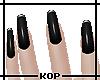 [KOP] Black Manicure