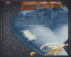 Striders Jeans SMALL