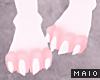 🅜 PINKU: white claws