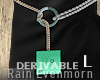 Derivable Ring Anklet L