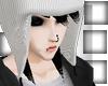 White Nordic Hat M/F