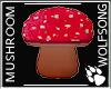 !WS Emo Fairy Mushroom