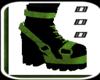 G&B Strap Heel Boots