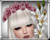 (LN)Flower Crown Pink