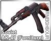 !AK-47 Furniture