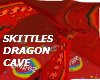 flying skittles dragon