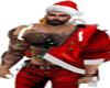 Off Shoulder Santa Coat