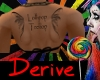 Derivable Upper Back Tat